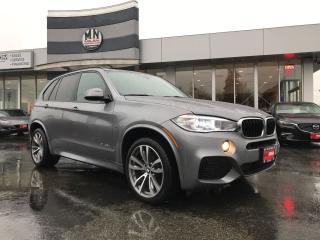 Used 2015 BMW X5 xDrive35d DIESEL M SPORT NAVI 360 CAMERA for sale in Langley, BC
