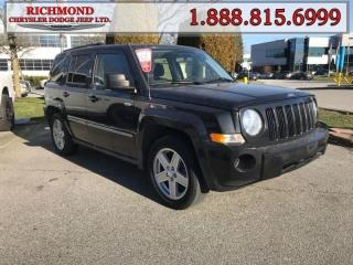 Used 2010 Jeep Patriot Sport/North for sale in Richmond, BC