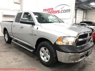 Used 2017 RAM 1500 SXT Appearance Group U connect HEMI 4X4 R Boards for sale in St. George Brant, ON