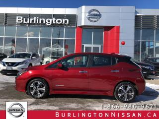 Used 2018 Nissan Leaf SV, ACCIDENT FREE ! for sale in Burlington, ON