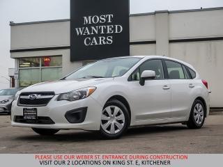 Used 2014 Subaru Impreza AWD | MANUAL | SPOILER for sale in Kitchener, ON