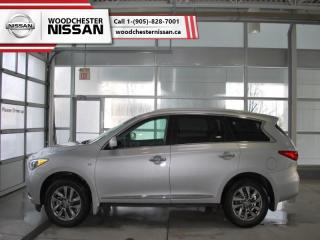 Used 2014 Infiniti QX60 Base  - $180.55 B/W for sale in Mississauga, ON