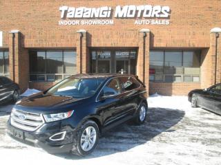 Used 2015 Ford Edge SEL    NO ACCIDENTS   PUSH START   HEATED SEATS   SYNC   for sale in Mississauga, ON