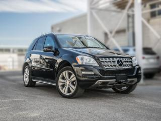 Used 2011 Mercedes-Benz ML-Class 4MATIC for sale in Toronto, ON