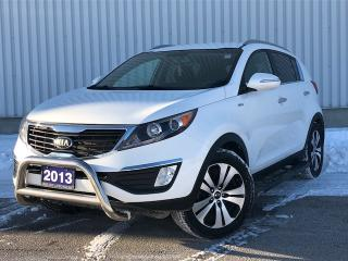 Used 2013 Kia Sportage AWD EX|Back up Cam|Financing Available for sale in Mississauga, ON