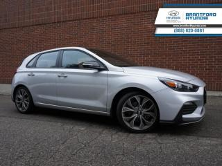 New 2019 Hyundai Elantra GT N Ultimate  -  Navigation - $175 B/W for sale in Brantford, ON
