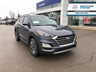 New 2019 Hyundai Tucson 2.4L Luxury AWD  - Leather Seats - $201.82 B/W for sale in Brantford, ON
