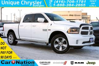 Used 2015 RAM 1500 SPORT| TRI-FOLD| NAV| SUNROOF| REAR CAM & MORE for sale in Burlington, ON