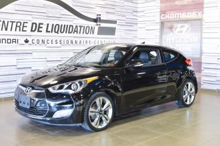 Used 2017 Hyundai Veloster Tech Navigation+toit for sale in Laval, QC