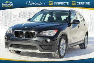 Used 2015 BMW X1 28i xDrive for sale in Ste-Rose, QC