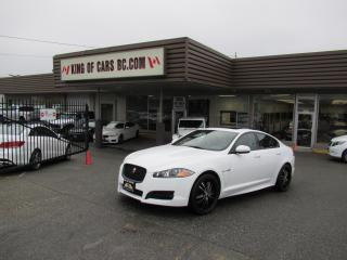 Used 2015 Jaguar XF SPORT 3.0L SUPERCHARGED for sale in Langley, BC
