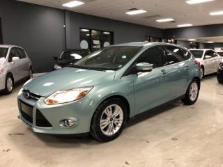 Used 2012 Ford Focus SEL*AUTOMATIC*CERTIFIED*LOW KM*VERY CLEAN* for sale in North York, ON
