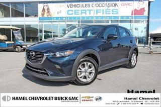 Used 2019 Mazda CX-3 GS for sale in St-Léonard, QC