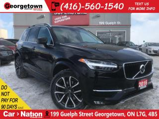 Used 2016 Volvo XC90 T6 Momentum | PANO | NAVI | 360 CAM | CLEAN CARFAX for sale in Georgetown, ON