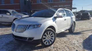 Used 2013 Lincoln MKX for sale in Laval, QC