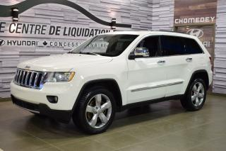 Used 2012 Jeep Grand Cherokee Ltd Navigation for sale in Laval, QC
