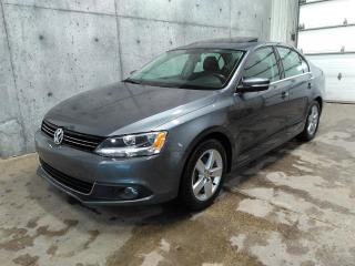 Used 2013 Volkswagen Jetta TDI Diesel for sale in Lévis, QC