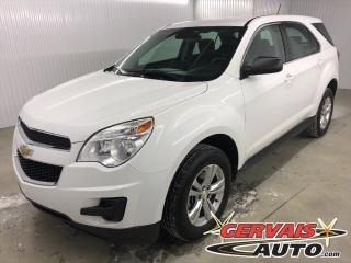 Used 2015 Chevrolet Equinox AWD for sale in Shawinigan, QC