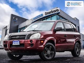 Used 2005 Hyundai Tucson WINTER&ALL SEASON TIRES for sale in Scarborough, ON