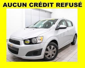 Used 2015 Chevrolet Sonic Bluetooth Sièges for sale in St-Jérôme, QC