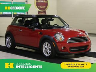 Used 2012 MINI Cooper A/C CUIR TOIT MAGS for sale in St-Léonard, QC