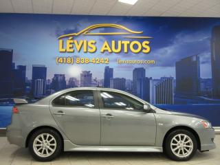 Used 2012 Mitsubishi Lancer Se Sièges Ch for sale in Lévis, QC