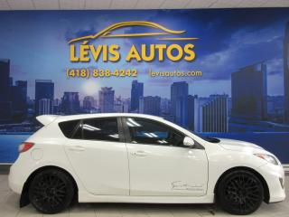 Used 2010 Mazda MAZDASPEED3 Navigation Gps Cuir for sale in Lévis, QC