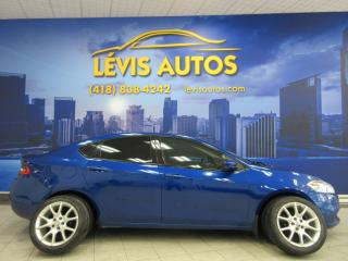 Used 2013 Dodge Dart SXT A/C CRUISE for sale in Lévis, QC