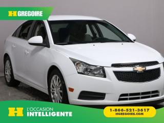 Used 2012 Chevrolet Cruze Eco 1sa A/c Mags for sale in St-Léonard, QC