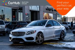 Used 2017 Mercedes-Benz C-Class AMG C 43 AWD Memory.Pkgs Keyless.Go.Pkg Pano_Sunroof 18