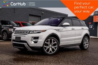 Used 2015 Land Rover Evoque Autobiography|4x4|Navi|Pano Sunroof|360 Backup Cam|Bluetooth|20
