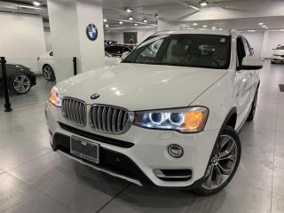 Used 2015 BMW X3 xDrive28i -1OWNER|ACCIDENT FREE| PARKING SENSORS| for sale in Newmarket, ON