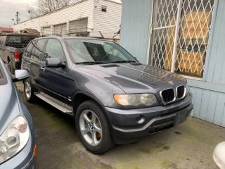Used 2002 BMW X5 X5 4dr AWD 3.0i for sale in Surrey, BC