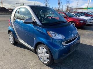 Used 2009 Smart fortwo 2dr Cpe Passion for sale in Surrey, BC
