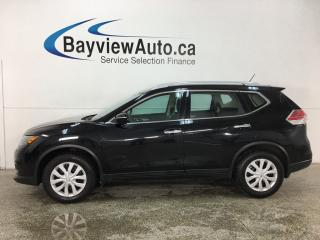 Used 2015 Nissan Rogue - REVERSE CAM! BLUETOOTH! A/C! CRUISE! PWR GROUP! for sale in Belleville, ON
