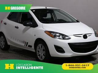 Used 2014 Mazda MAZDA2 GX A/C MAGS for sale in St-Léonard, QC