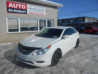 Used 2012 Hyundai Sonata GL for sale in St-Hubert, QC