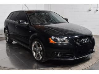 Used 2013 Audi A3 En Attente for sale in Île-Perrot, QC