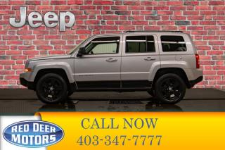 Used 2013 Jeep Patriot 4X4 NORTH EDITION for sale in Red Deer, AB