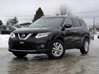 Used 2015 Nissan Rogue SV AWD + TOIT + CAMÉRA + MAGS + BLUETOOT for sale in Magog, QC