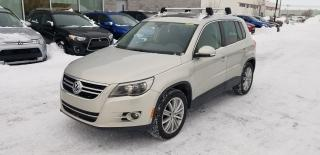 Used 2009 Volkswagen Tiguan 2.0t Awd Highline for sale in St-Hubert, QC