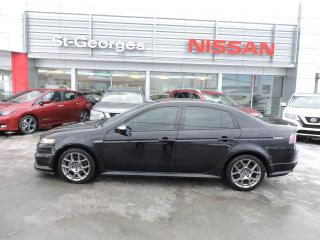 Used 2008 Acura TL Berline 4 portes, boîte manuelle, Type-S for sale in St-Georges, QC