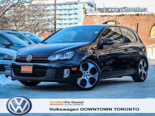 Used 2013 Volkswagen GTI GTI 3DR SPORT PKG MANUAL for sale in Toronto, ON