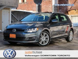 Used 2015 Volkswagen Golf HIGHLINE MULTIMEDIA PKG MANUAL for sale in Toronto, ON