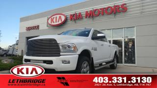 Used 2014 RAM 3500 Longhorn - DIESEL - 6.7L 6 CYL. - FULLY LOADED - for sale in Lethbridge, AB