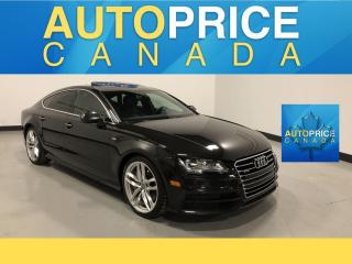 Used 2015 Audi A7 3.0T Technik TECHNICK|S-LINE|MOONROOF|NAVIGATION for sale in Mississauga, ON