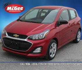 New 2019 Chevrolet Spark LS CVT for sale in Peterborough, ON