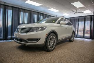 Used 2016 Lincoln MKX 2016 Lincoln MKX Reserve AWD w/ Adaptive Cruise, navigation, pano roof and more. for sale in Okotoks, AB