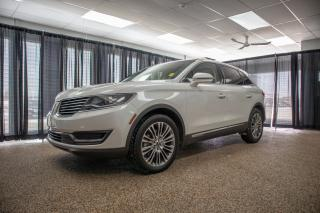 Used 2016 Lincoln MKX Reserve 3.5L Engine, Navigation, Moonroof, Adaptive Cruise and more for sale in Okotoks, AB