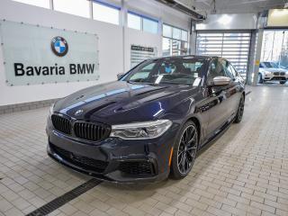 New 2019 BMW 535 I xDrive Sedan for sale in Edmonton, AB